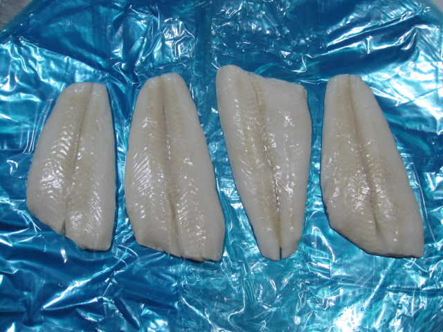 Frozen Arrowtooth Flounder skinless